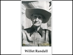Willet Randall